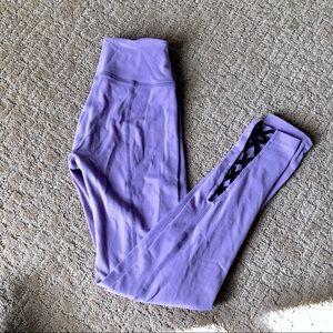 Beyond Yoga Flexible Yoga Legging Purple XS $110
